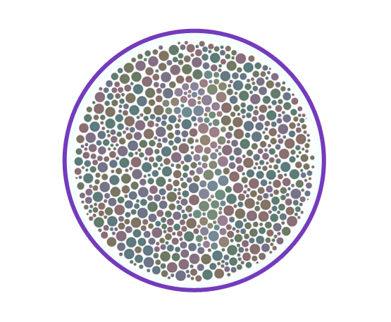 Color blind test png. Check your vision enchroma