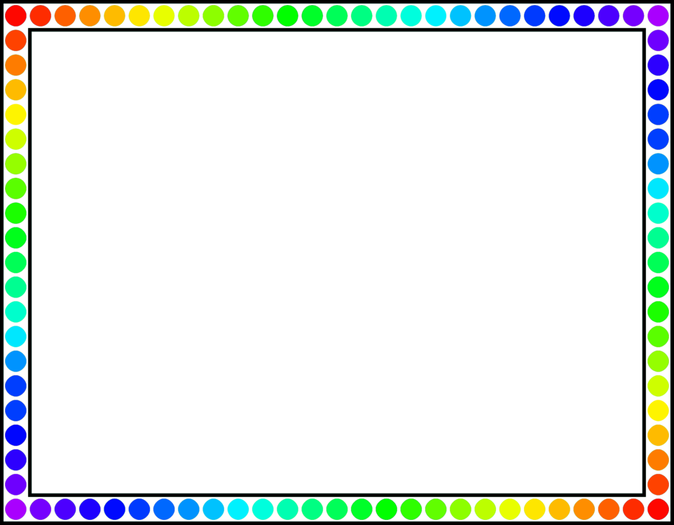 Picture frames color computer. Webcam frame png clipart library download
