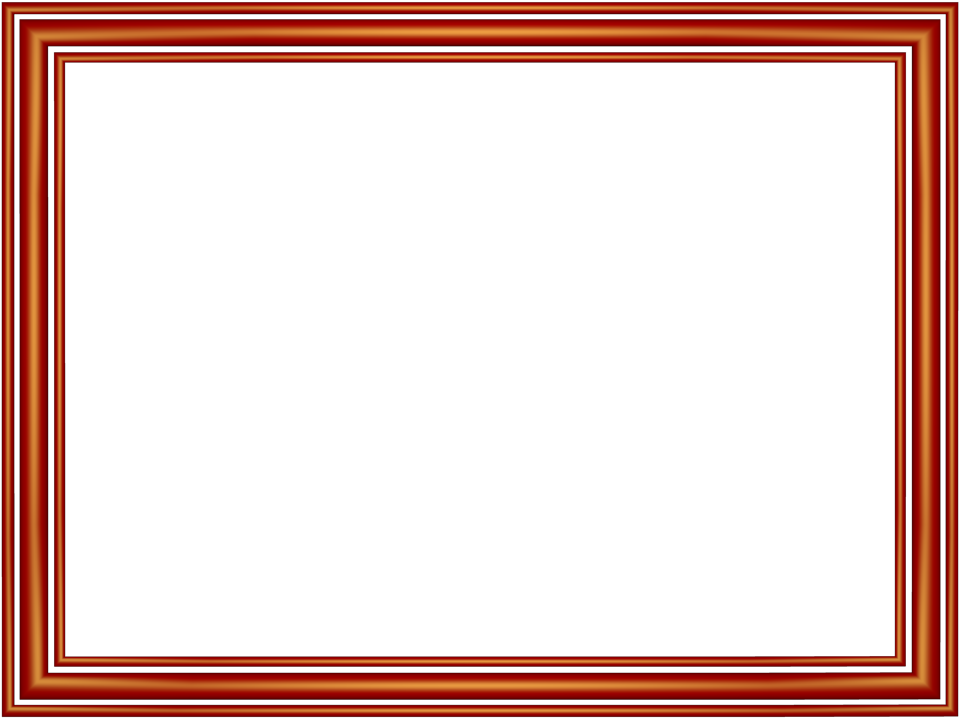 Color border png. Red elegant separate bands