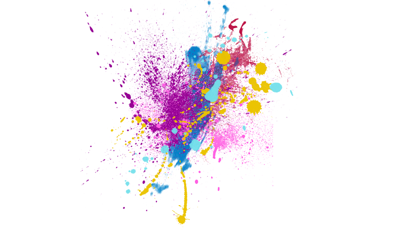 Burst get link . Explosion of color png png royalty free download