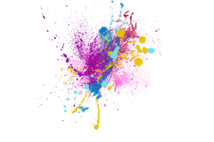 Color burst png. Image related wallpapers