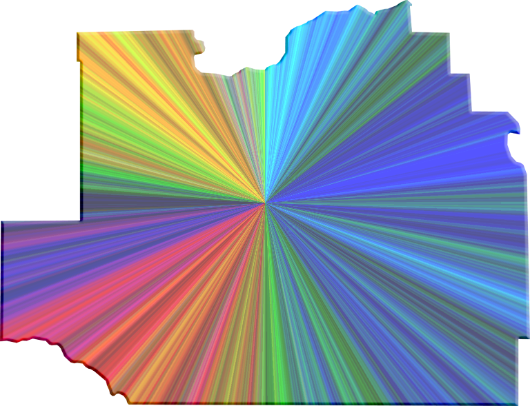 Color burst png. Marion abstract style maps