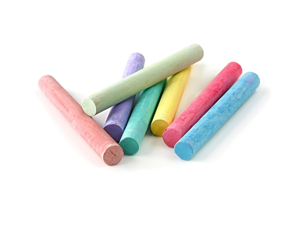 Color chalk png. Sidewalk drawing stock photography