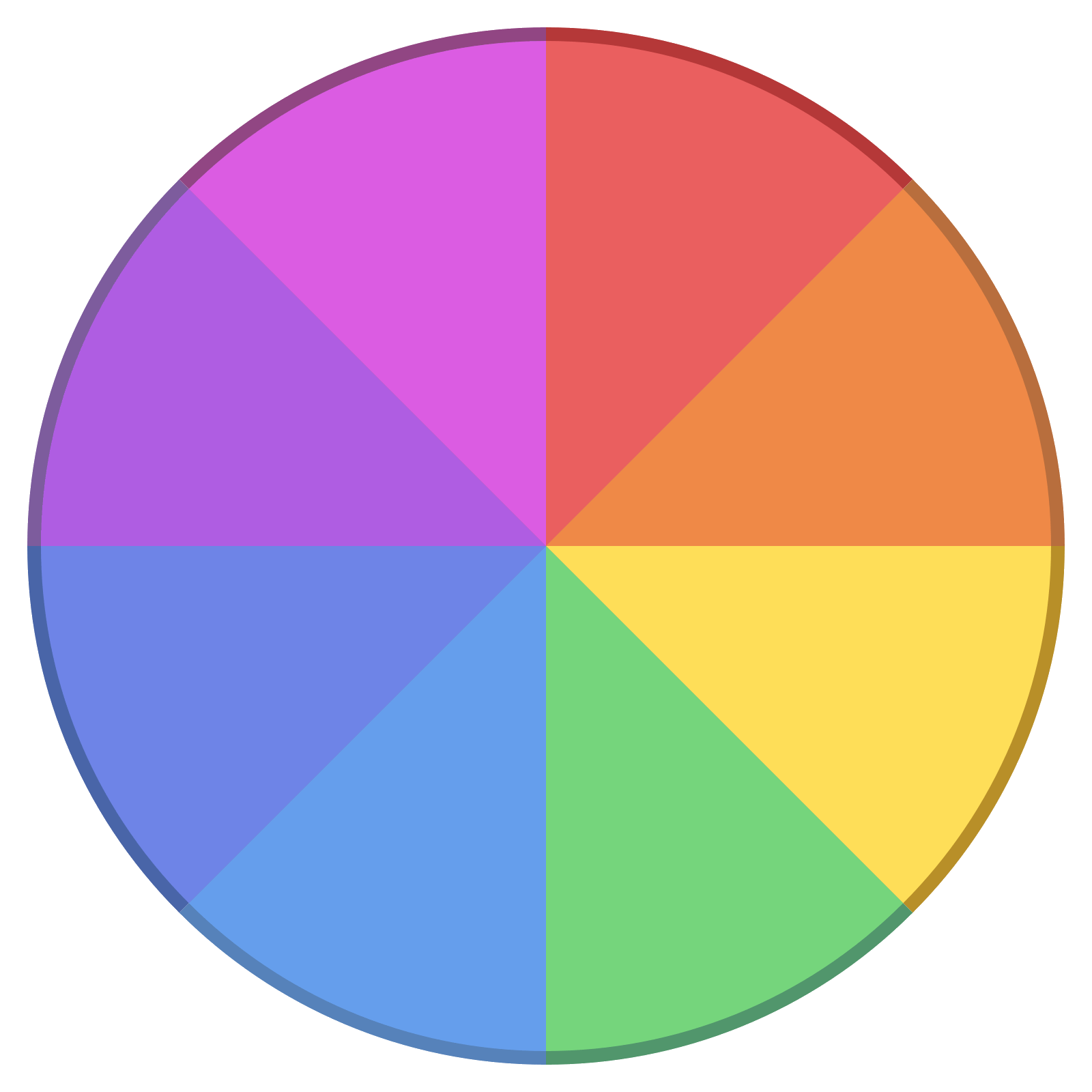 Color wheel png. Icon free download and