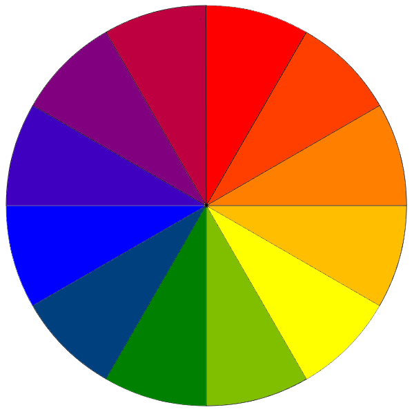 Color wheel png. Image sorting fandom powered