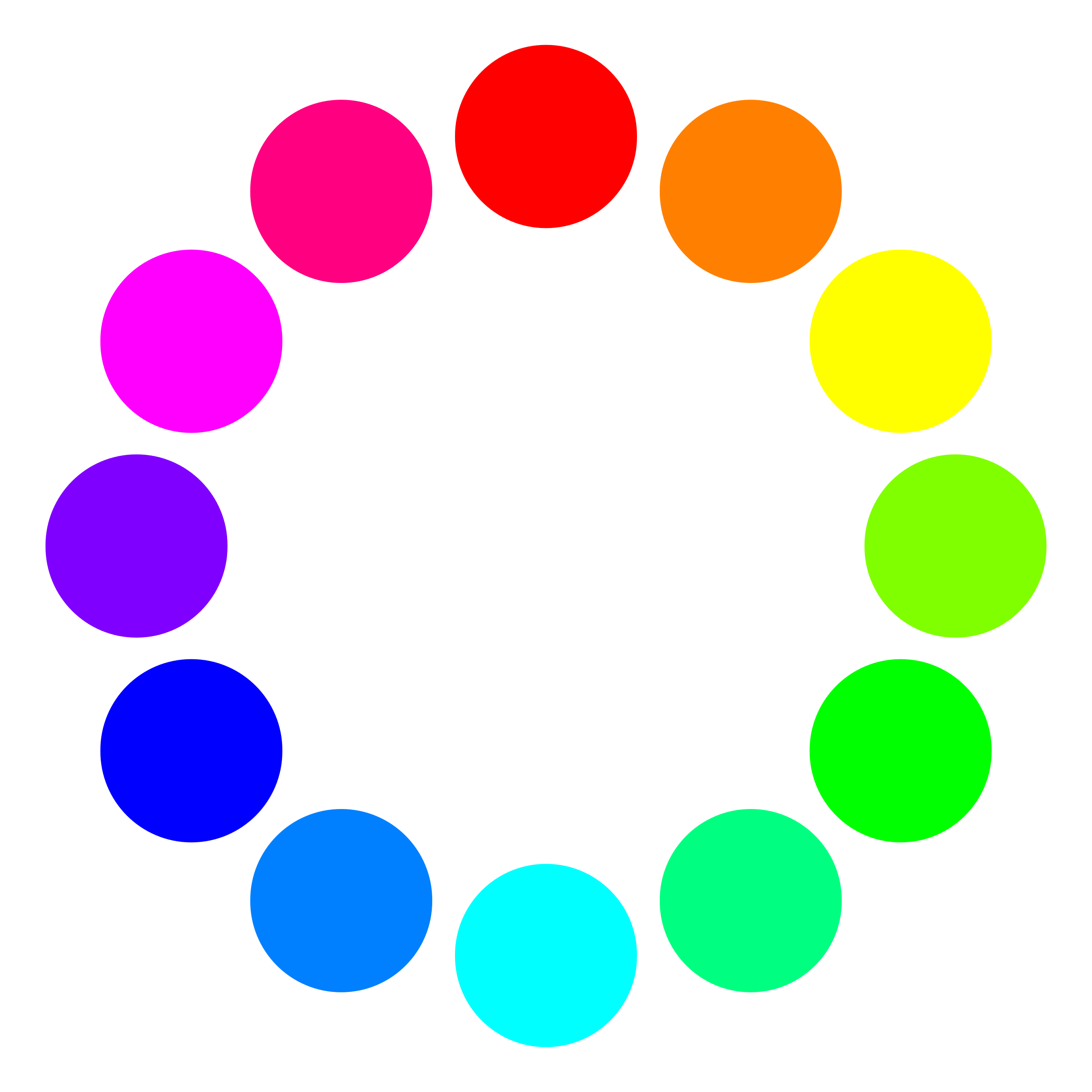 Color circle png. Circles icons free