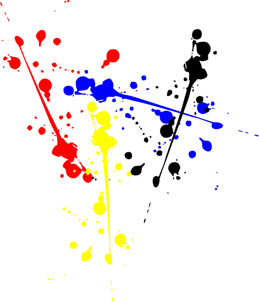splash of color png
