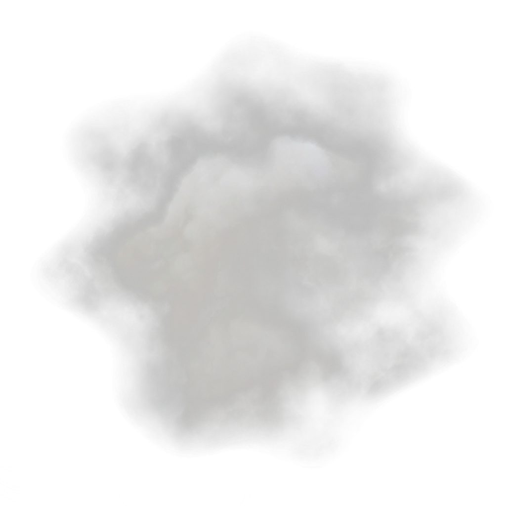 Grey color png. Image cloud bendy and