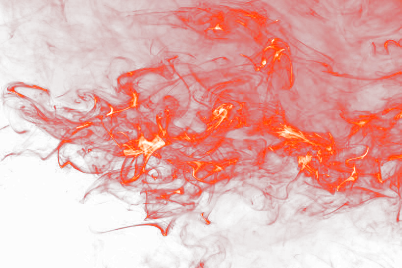 Red smoke effect png. Color transparent image arts