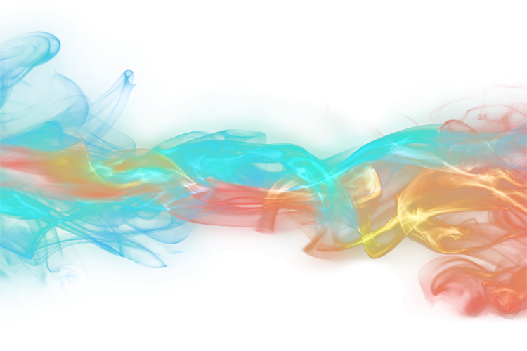 Color effect png. Smoke high quality image