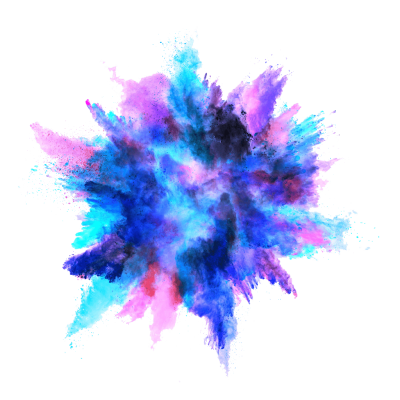 Download free powder dlpng. Color explosion png graphic black and white download