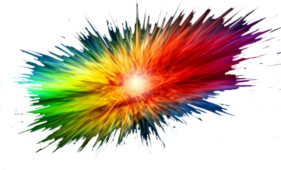 Color explosion png. Images in collection page