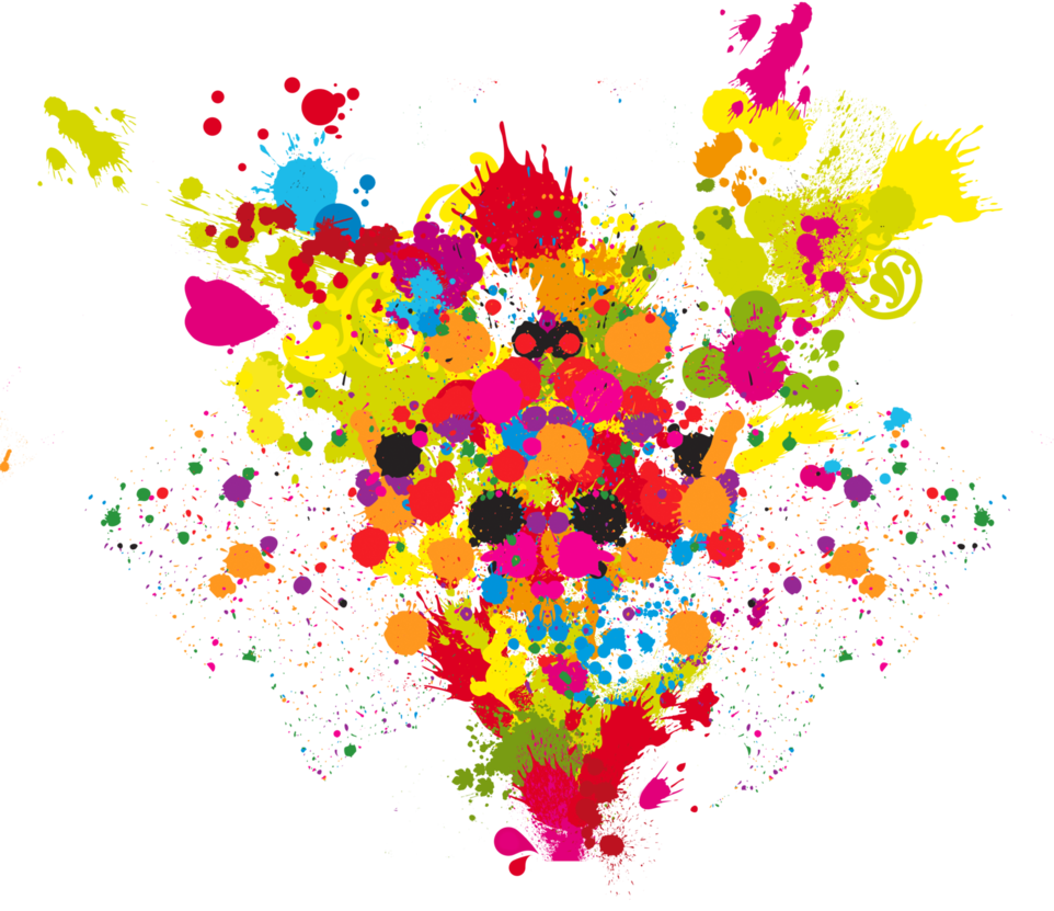 Color explosion png. Of by trekkie on
