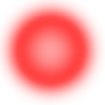 Red light effect png. Simple colored particle lights