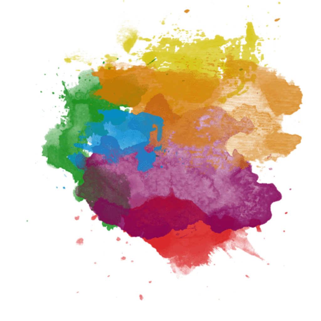 Color paint splatter png. Splash colors stroke red