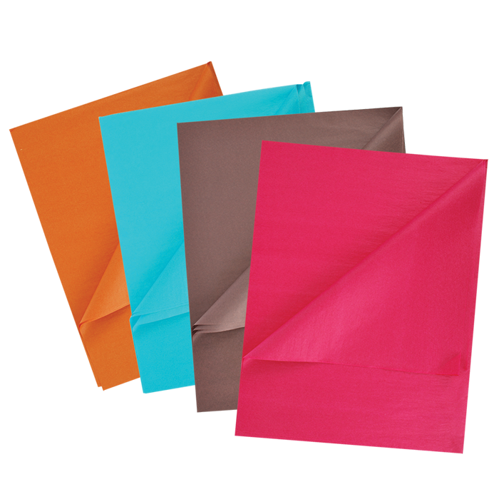 Color paper png. Solid colors tissue colored