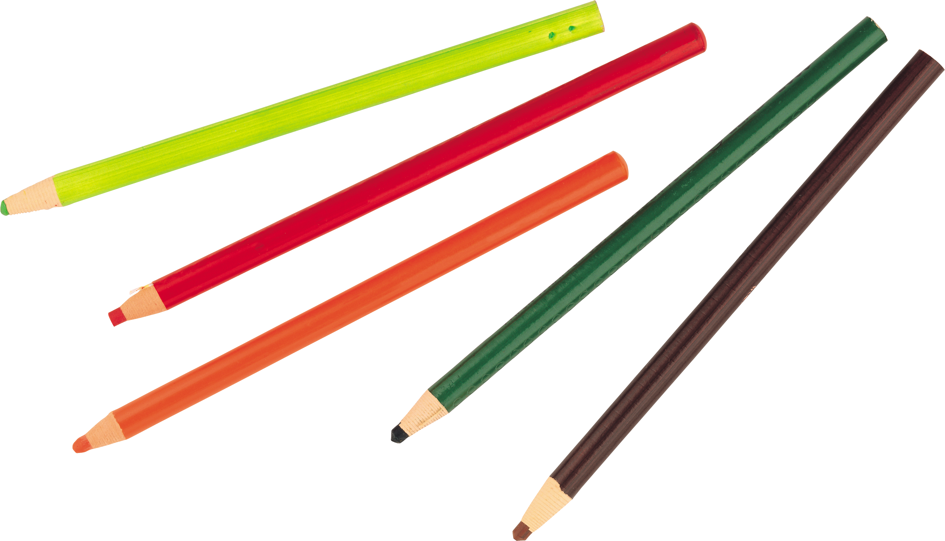 color pencils png