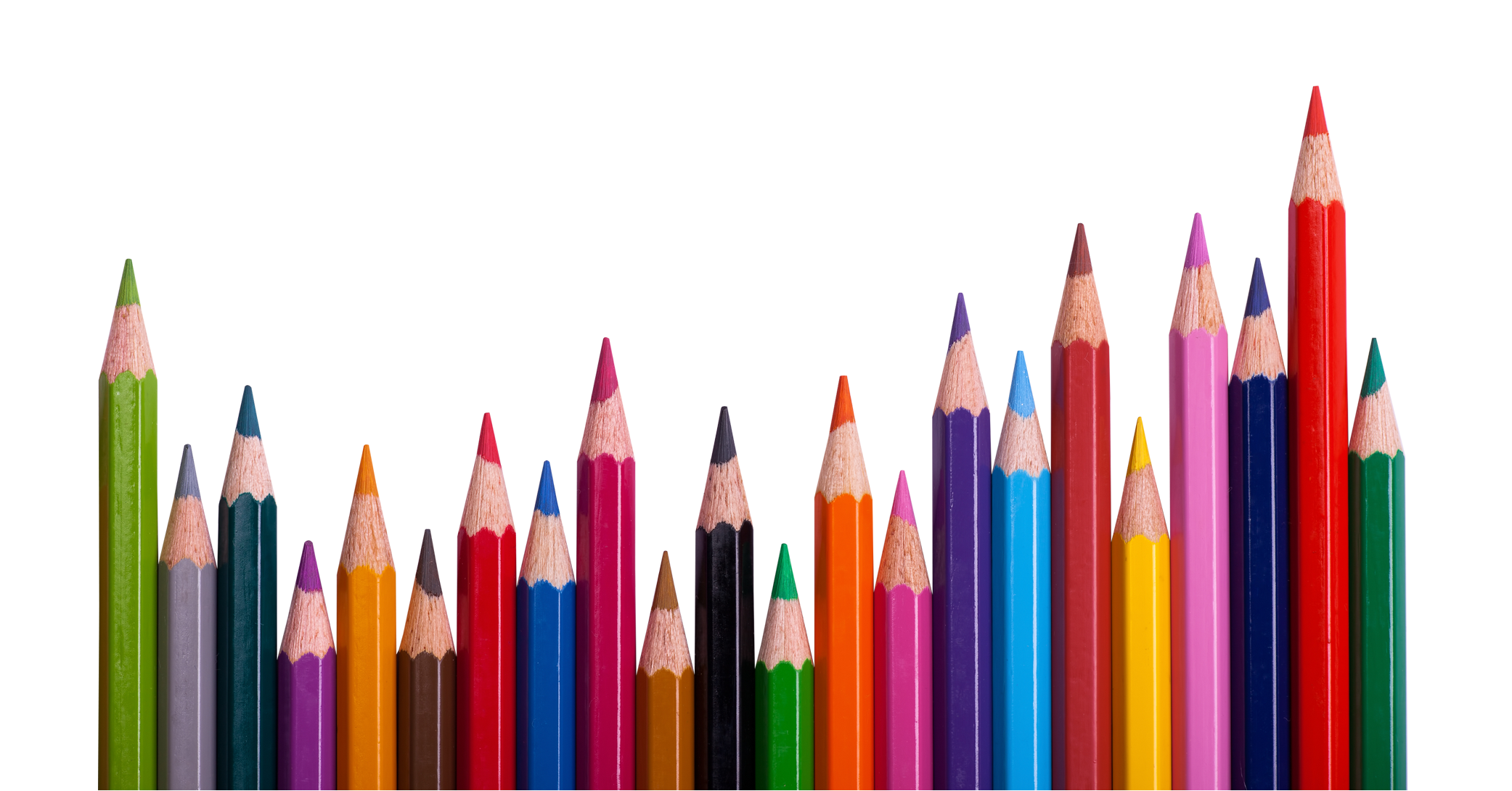 Color pencil png. Transparent image mart