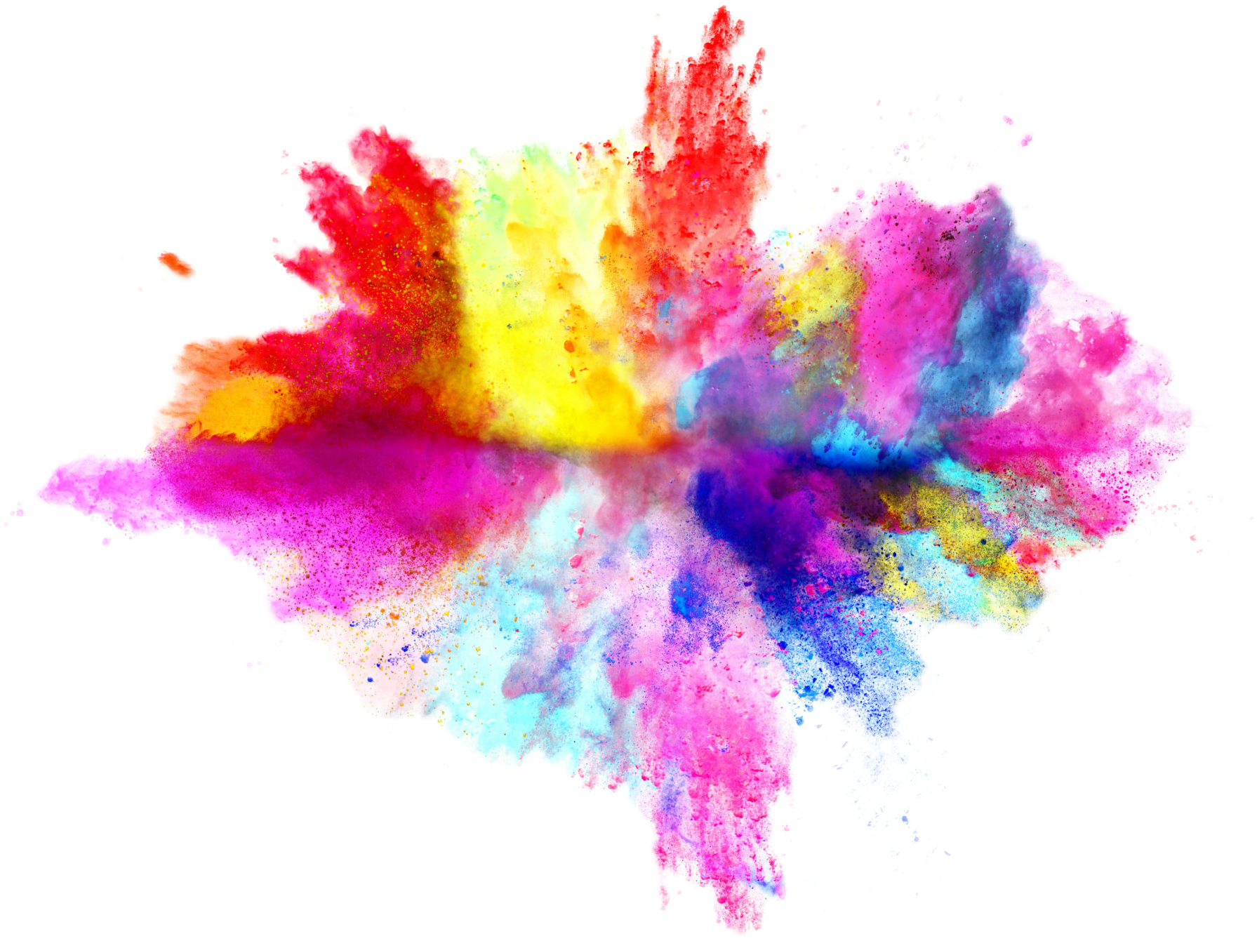 Splash color png. Stock photography explosion royalty