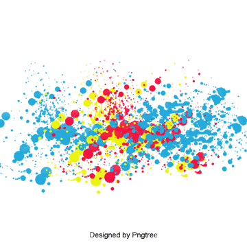 Vectors psd and clipart. Color splash background png picture royalty free library