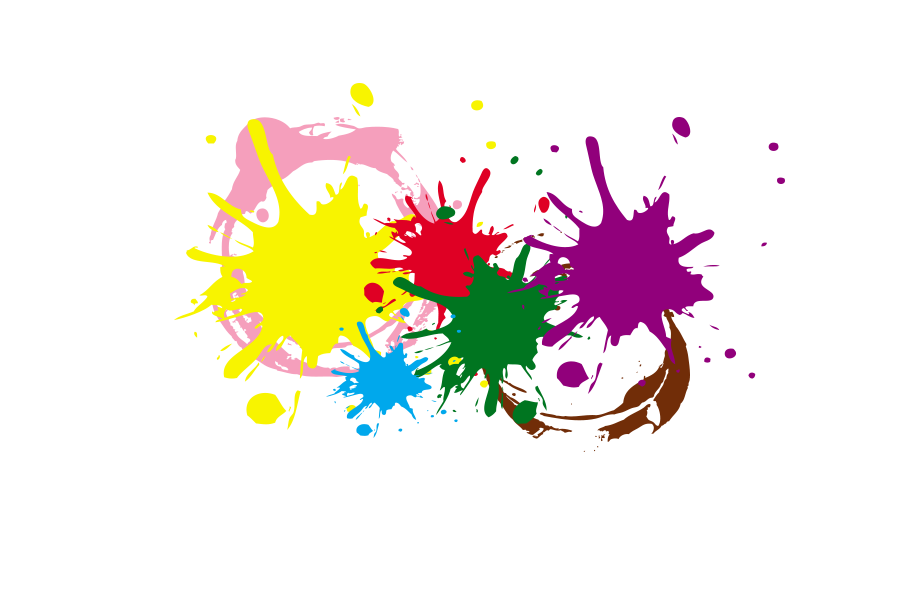 Color splash png. Colorful by hasnasone on