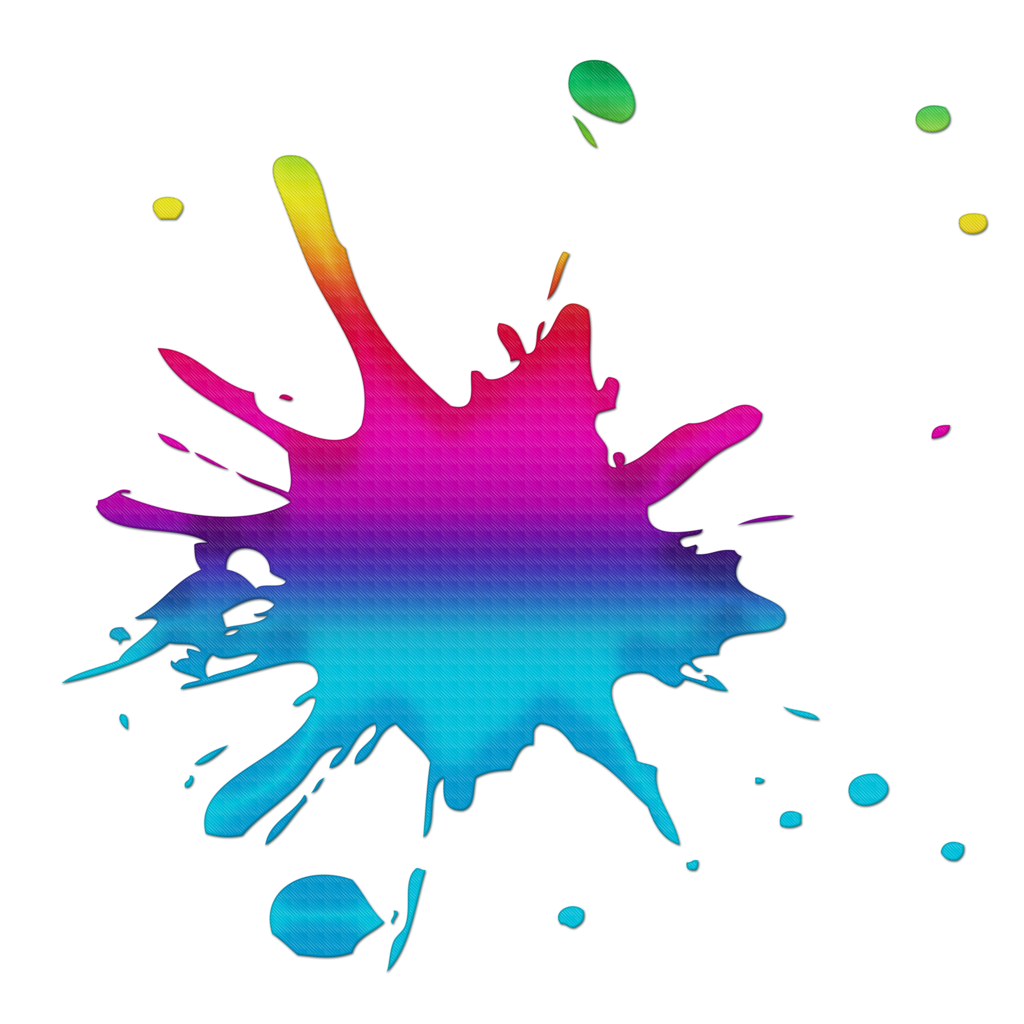 Color splash png. Colours images transparent free