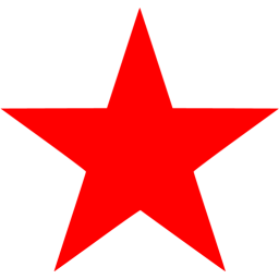 Red stars png. Star icon free icons