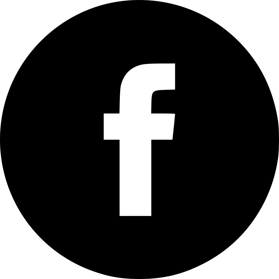 Color svg png. Facebook circle icon free
