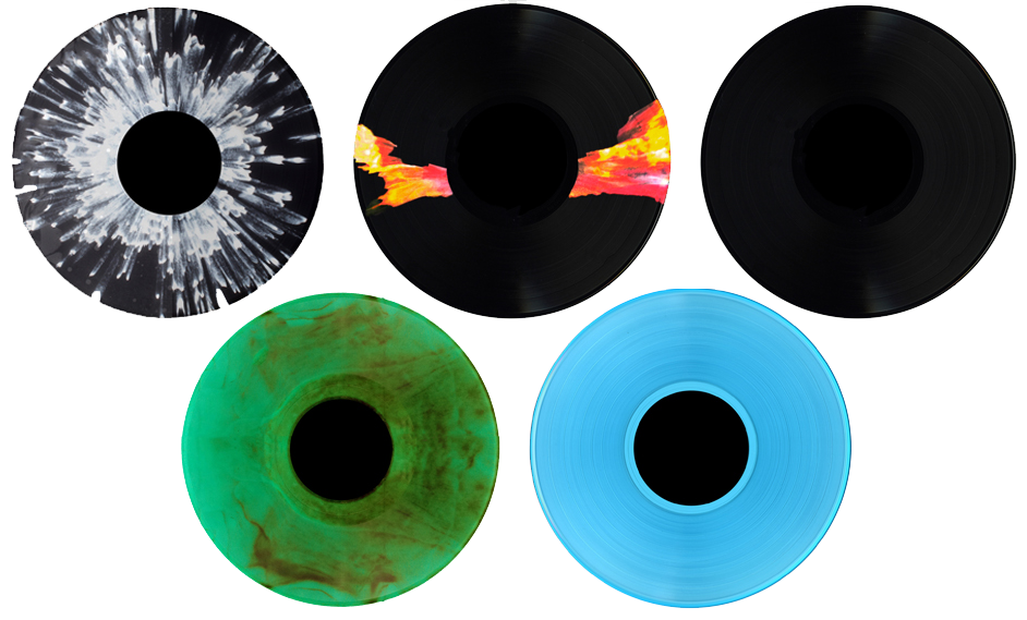 Color vinyl png. Experience the warmth of