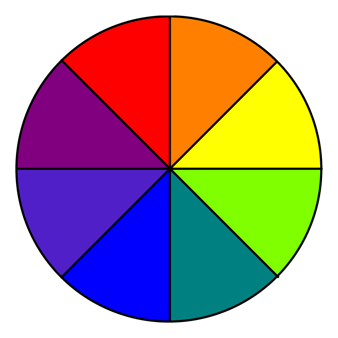 Color Wheel Template Transparent Png Clipart Free Download Ya