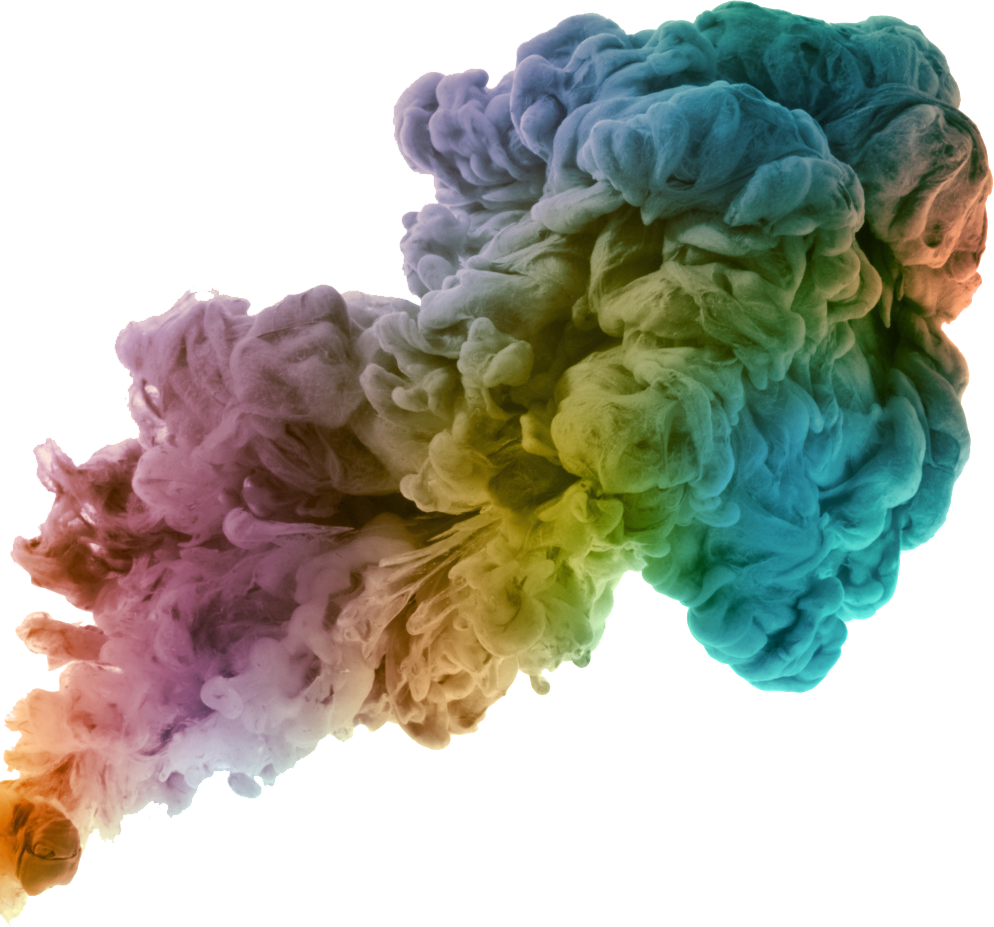 Colored clouds png. Mushroom cloud color smoke