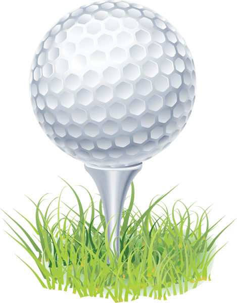 Club vector golf ball. Graphic design pinterest clip
