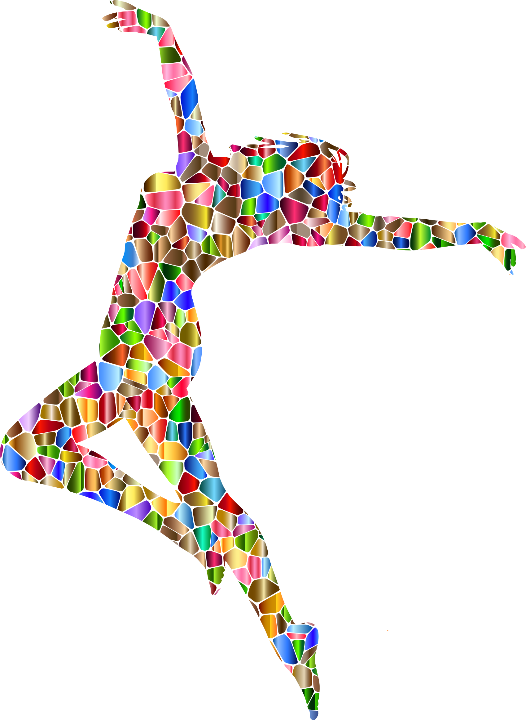 Colors clipart dance. Girl png mart