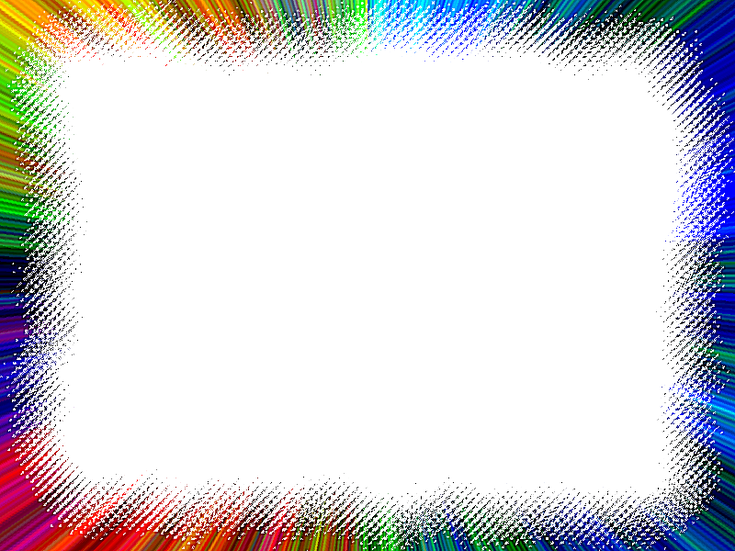 Colorful frames and borders png. Free picture in