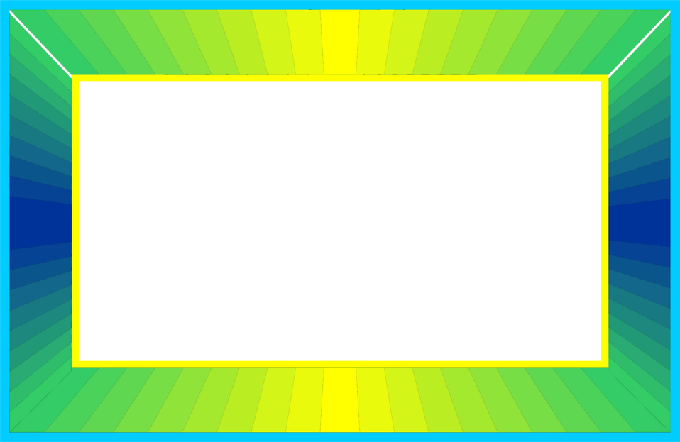 Colorful frames and borders png. Image