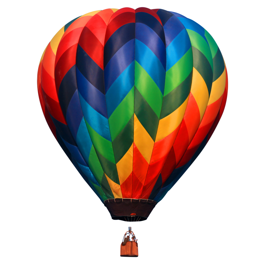 Colorful hot air balloon png. A picture of odd
