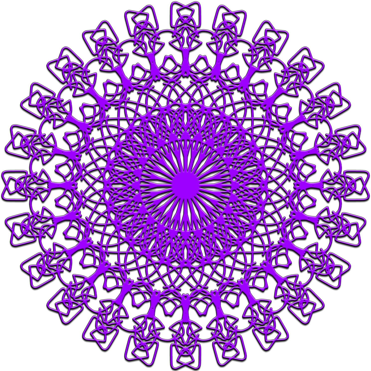 Colorful mandala png. Illustration transprent download