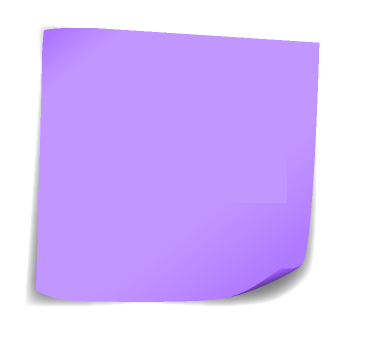 Colorful post it notes png. Image
