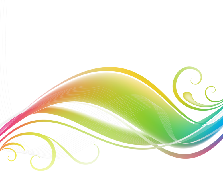 Colorful waves png. Wave psd official psds