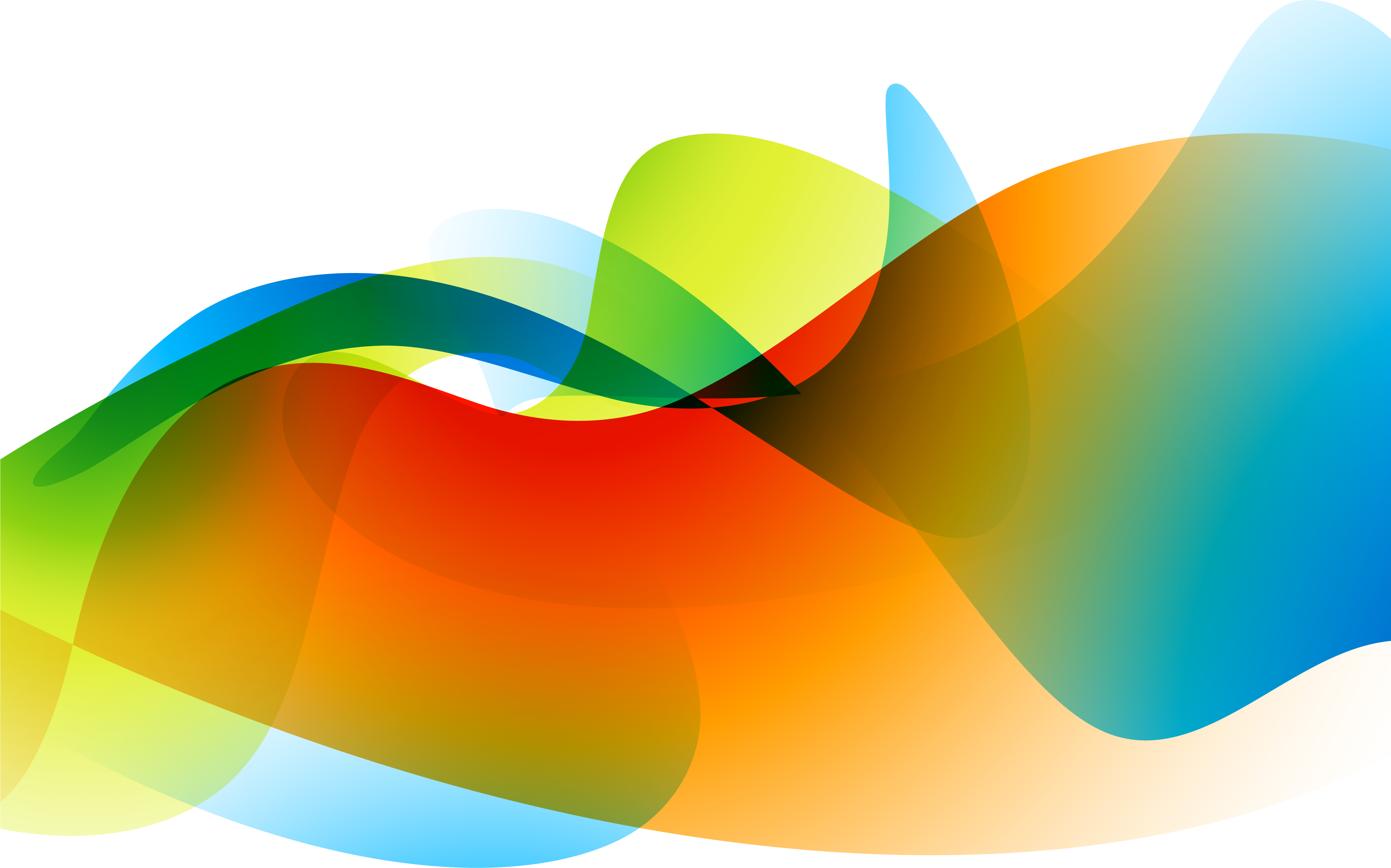 Colorful waves png. Wave stripes transprent free