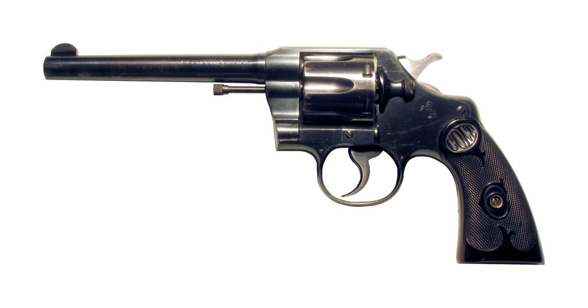Colt revolver png. Official police wikipedia