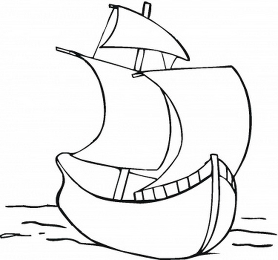 Columbus clipart boat christopher columbus. Facts about ships images