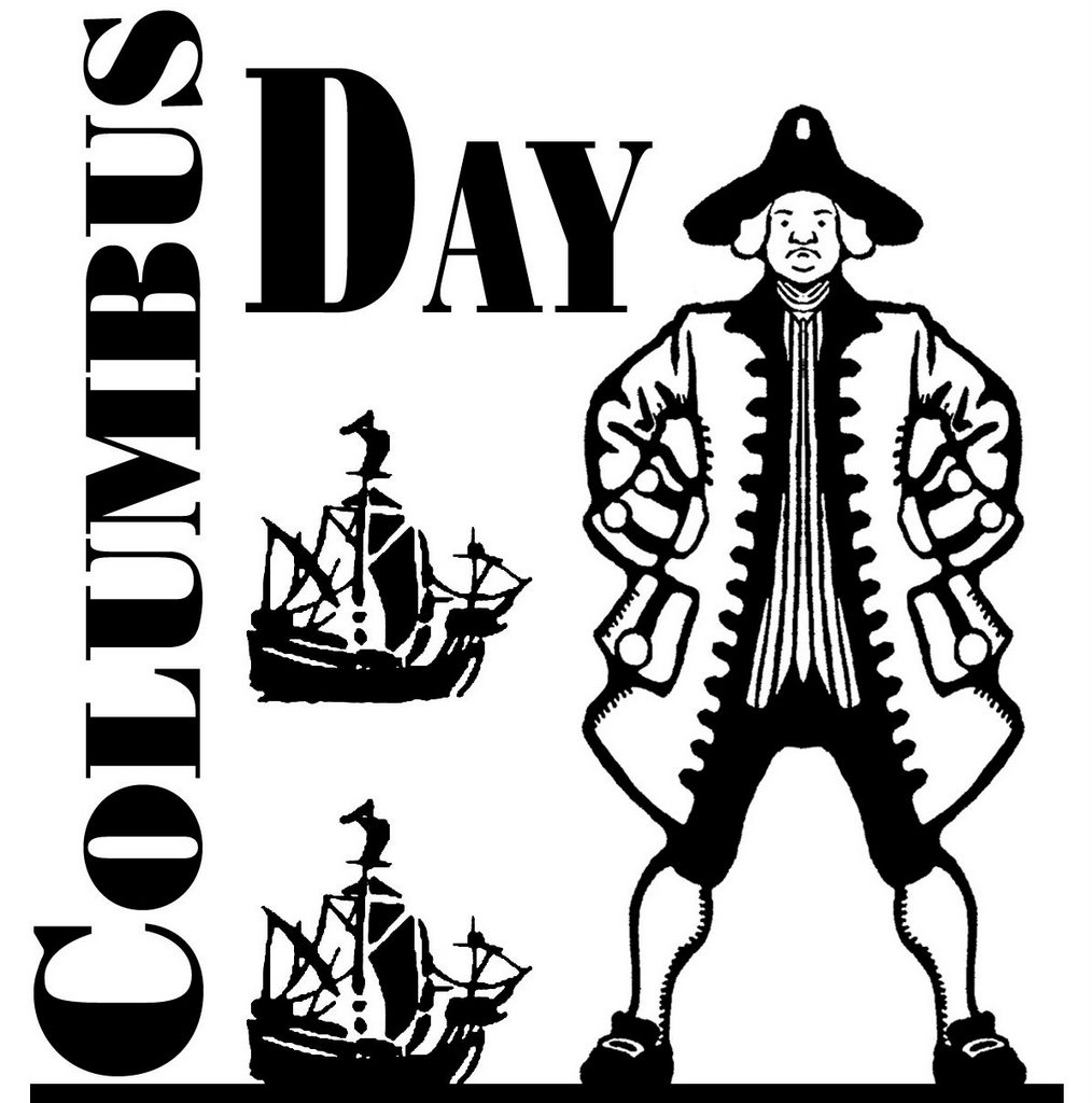 Columbus clipart clip art. Day public domain photos