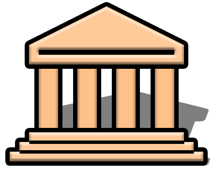Column clipart old temple. Museums back to homepage