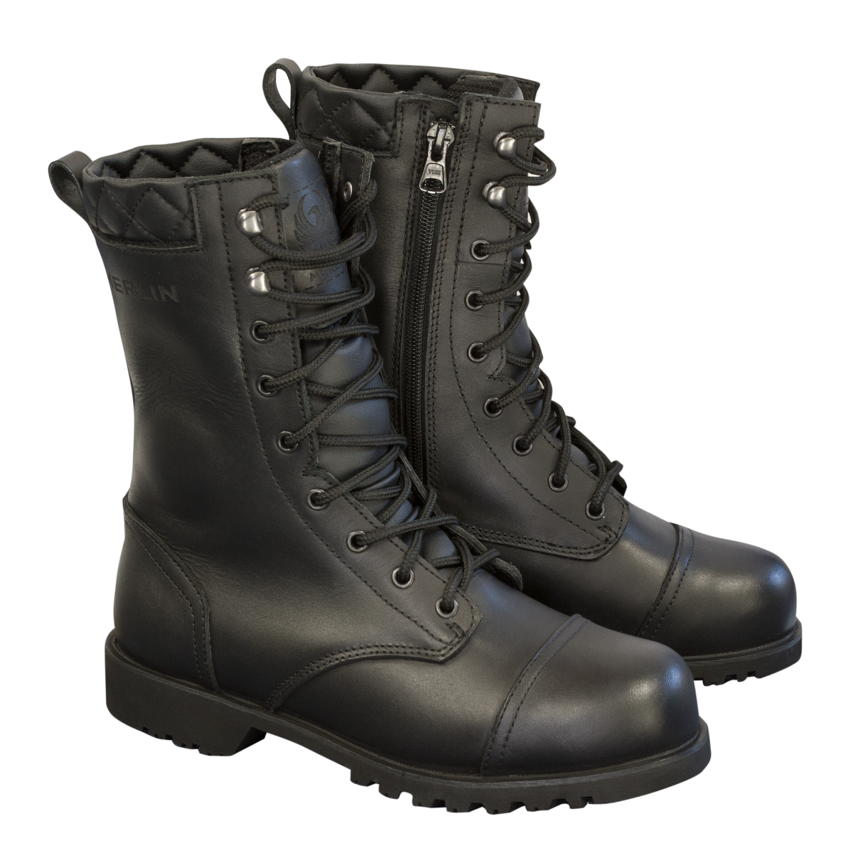 Combat boots png. Merlin g ladies waterproof