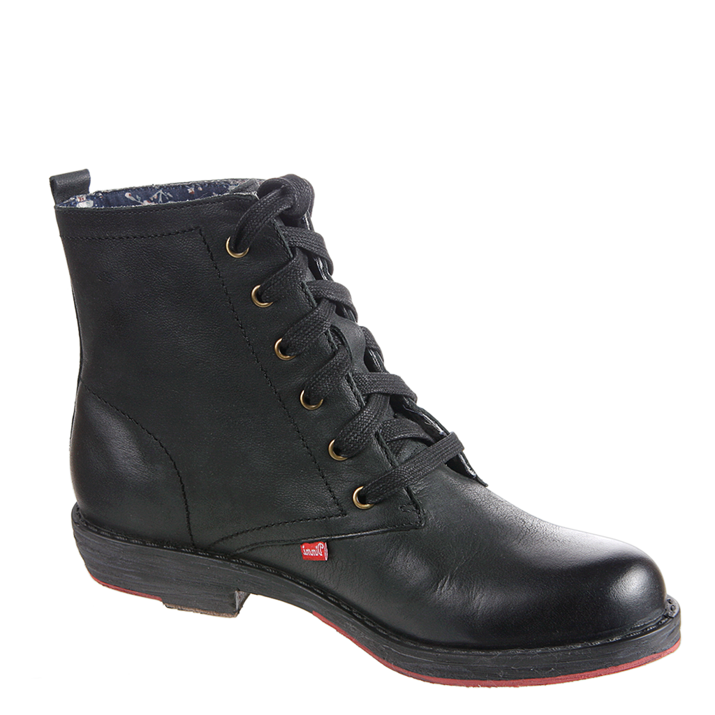 Combat boots png. Lauras legacy in black