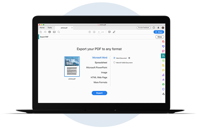 Turn a png into a pdf. Online converter convert from