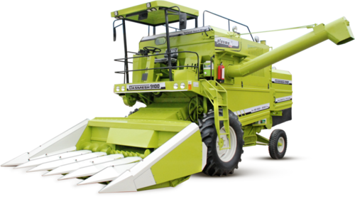Combine png images. Dasmesh maize harvester rs