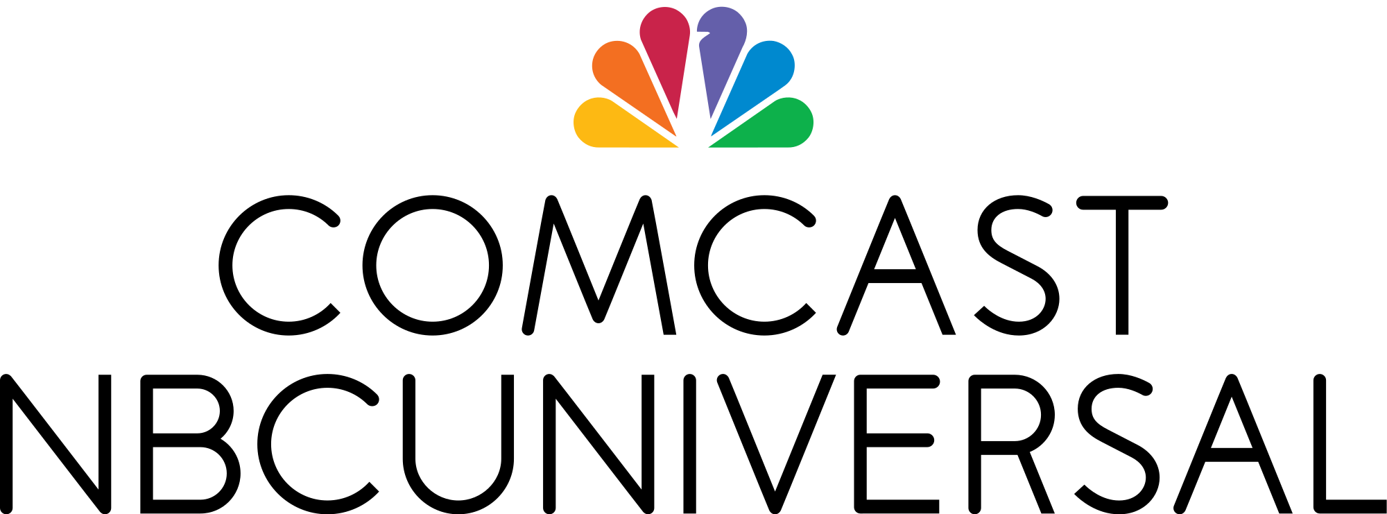 Comcast logo png. File nbcuniversal svg wikimedia