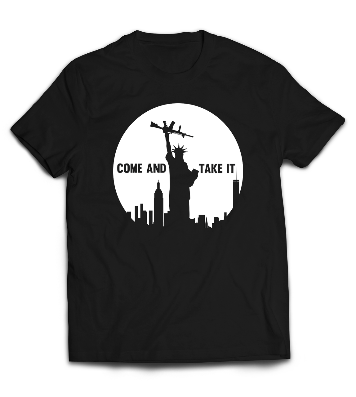 Come and take it cannon png. Lady liberty t shirt